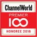 ChannelWorld Premier 100 Award 2017