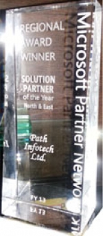 Path wins Microsoft Solution Partner of the Year – 2013